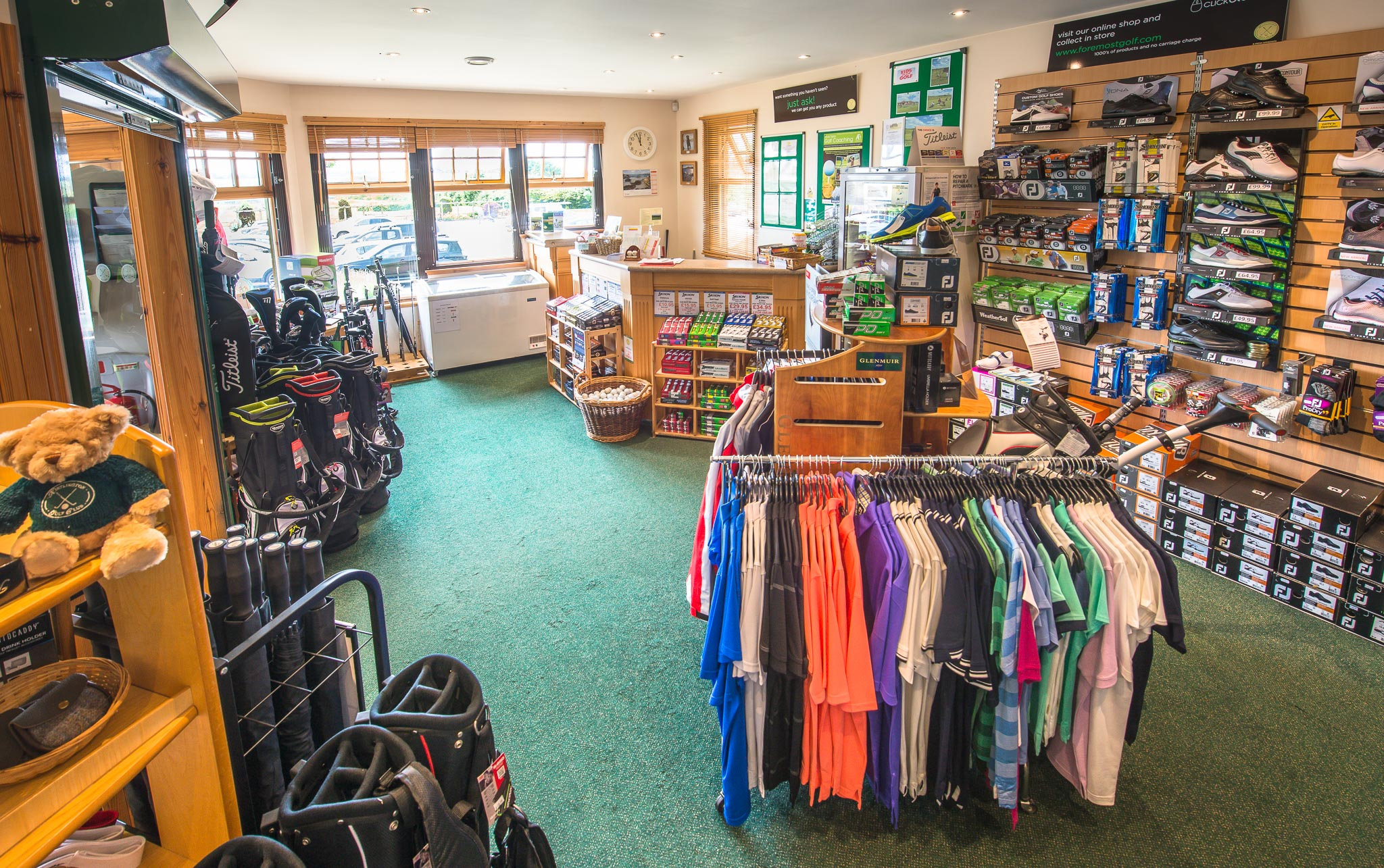 Clubhouse - Kirtlington Golf Club